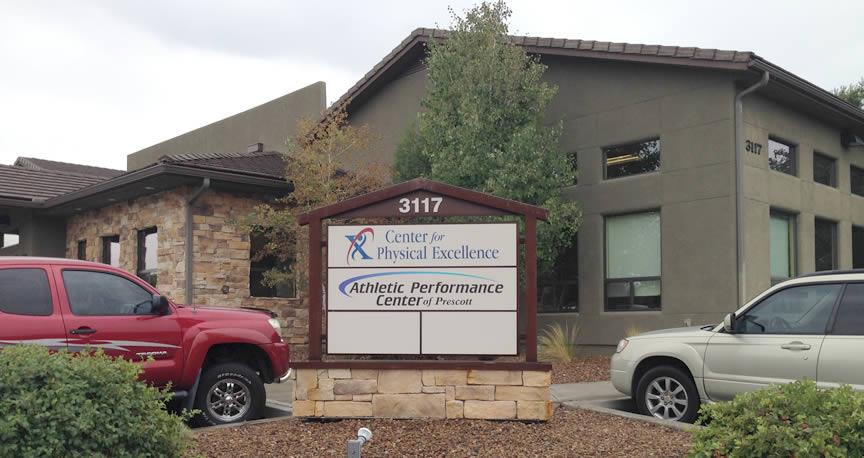 Center For Physical Excellence - Prescott Office