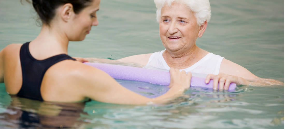 Aquatic Therapy at the Center for Physical Excellence