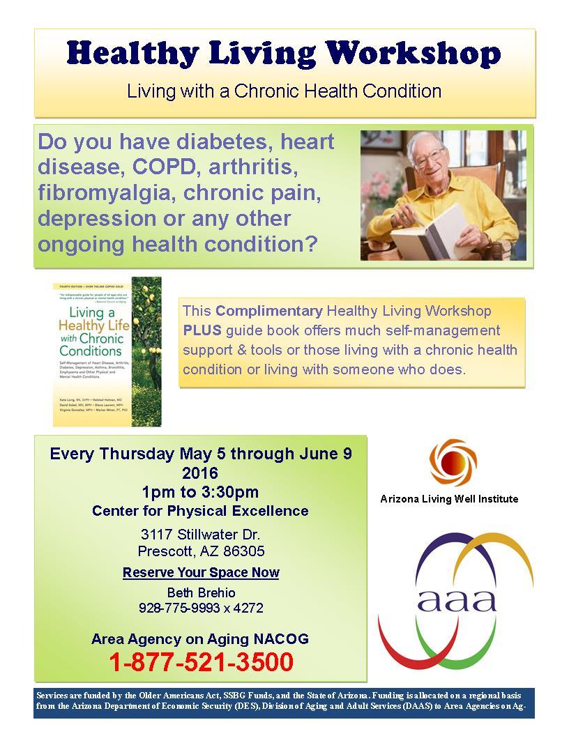 Center for Physical Excellence Health Fair